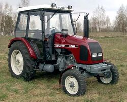 Escort (Pol-mot) 450 (red)-2005