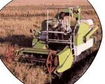 Escorts Claas Crop Tiger combine-2002