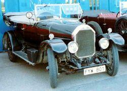 Humber 14 40 HP Tourer 1928
