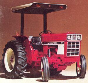 International 484 1979
