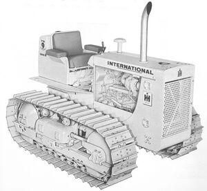 International TD9B Ag 1963