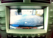 Lexus backup camera1