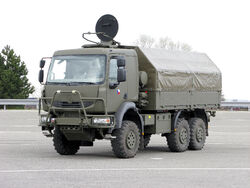 Tatra T-810 Czech Army 01