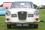 Wolseley 16-60 head