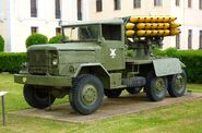 1970s Barreiros Panther 6X6 Armytruck
