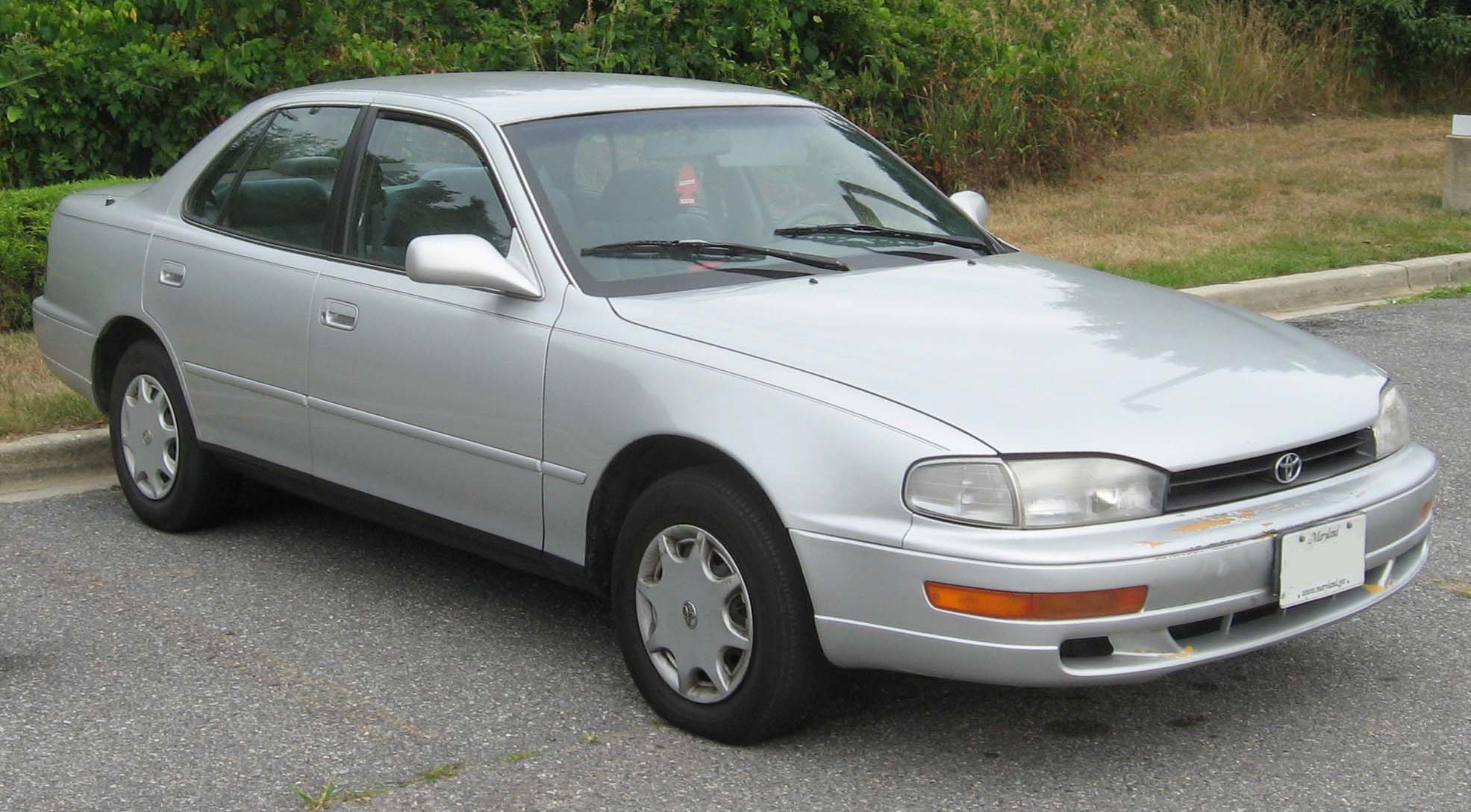 1992 1994 Toyota Camry Sedan