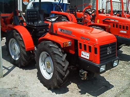 Antonio Carraro Tigre 3100 | Tractor & Construction Plant ...