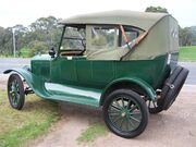 Australian Model T Ford