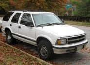 Chevrolet S-10 Blazer -- 10-30-2009