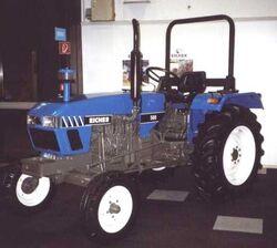 Eicher 586 (blue)-2002