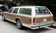 Ford LTD Country Squire -- 05-23-2012 rear