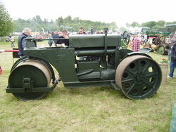 Fordson Utility Roller