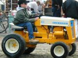 International Cub Cadet 102