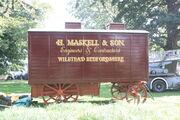 Maskell - Fowler no.13131 - living van at Old Warden -IMG 1209