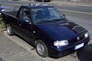 VW Polo LX Pick-Up GenIII 6N 1994-1999 frontright 2008-03-23 U
