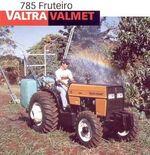 Valtra Valmet 785 F MFWD (yellow) - 2001