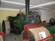 1912 Aveling Porter Steamroller