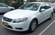 2008 Ford FG Falcon XT sedan 03
