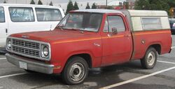 Dodge Custom 100