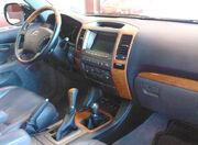 Lexus Maple Black GX 470 interior