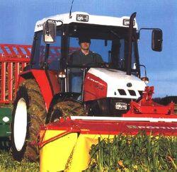 Lindner 958 MFWD - 2002
