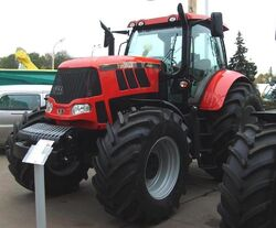 Pronar 8140 MFWD - 2007