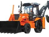 TATA TH86 backhoe