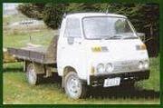23- Mitsubishi COLT 1978 T120-Y Flatbed (TRUCK)