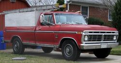 73-75 Ford F-350