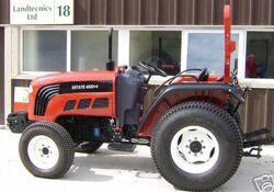 Estate 4000+4 MFWD - 2007