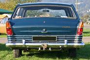 Ford Zodiac 213E Abbott Estate tail