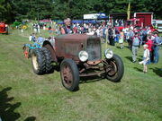 Ford epa tractor