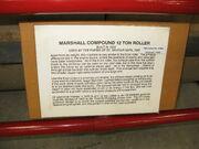 Marshall no. 78539 - RR - Info board - Pallot Museum-IMG 2375