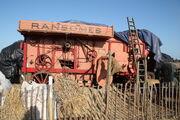 Ransomes thresher sn 57197 at Barleylands 09 - IMG 9587