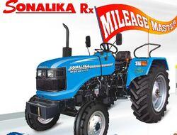 Sonalika International DI-60 Rx MM Super-2010