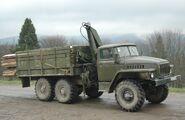 Ural-4320 2 Zakarpattya