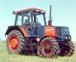 Ursus m54 MFWD prototype