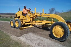 Allis-Chalmers Construction Equipment | Tractor