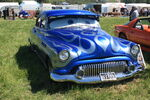 Customised 1951 Buick - RFF 231 at Belvoir 2010 - IMG 2836