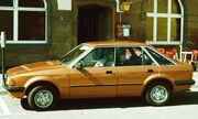 Ford Escort 3 with 5 doors