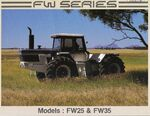 Ford FW-25 4WD brochure