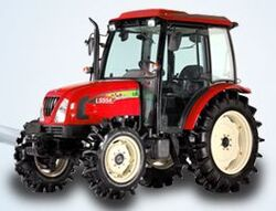 LS LS554 MFWD (red) - 2012