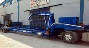 Pipe transport trailer 1
