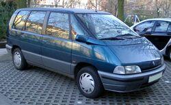 Renault Espace front 20080215