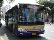 Tianjin Bus Route 606 -1-