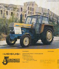 Ursus Hellas C-3110 3