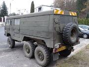 Volvo C304 6X6 rear