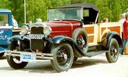 1930 Ford Model A Pickup LH58767