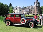 1937 Minerva AP 22 CV limousine side