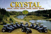Crystal tractors-2001